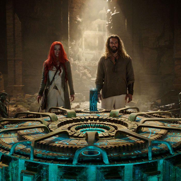 Aquaman Jason Momoa Mera Aquaman S Wifey Amber Heard: Lessons DC Can Learn From Aquaman's Billion-Dollar Success