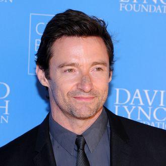 NEW YORK, NY - DECEMBER 03: Actor Hugh Jackman attends David Lynch Foundation Presents: