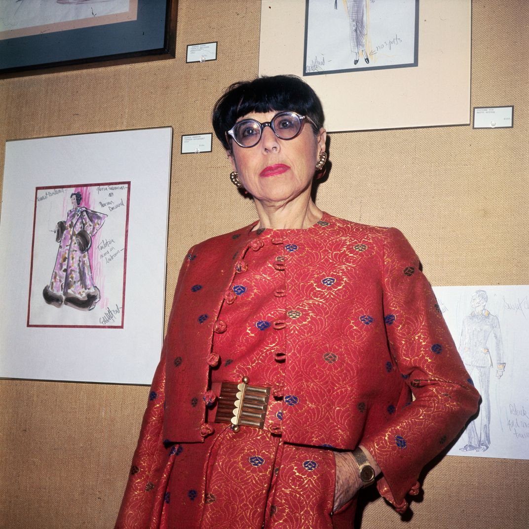 30 Fantastic Movie Costumes By The Legendary Edith Head