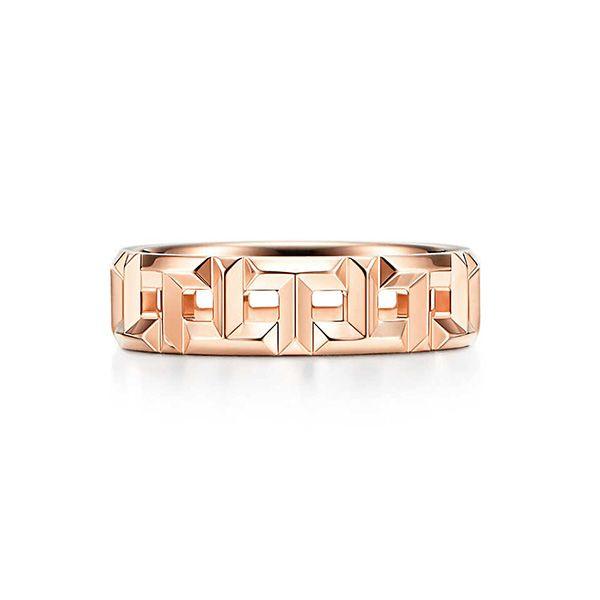 Tiffany T True Wide Ring