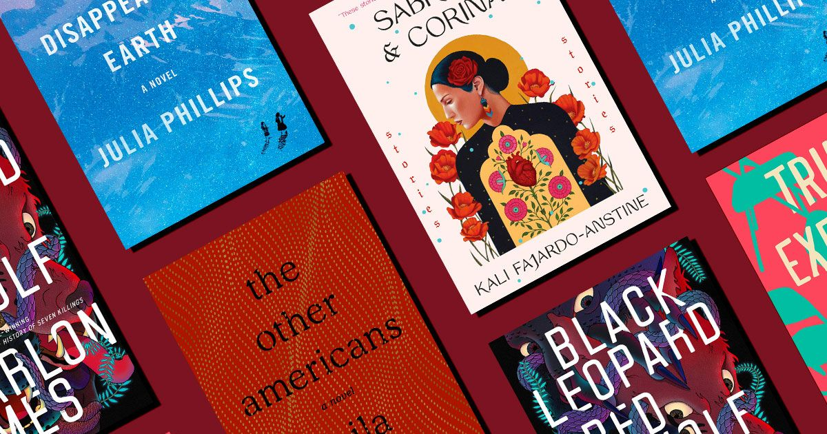 Behold, Your 2019 National Book Award Finalists
