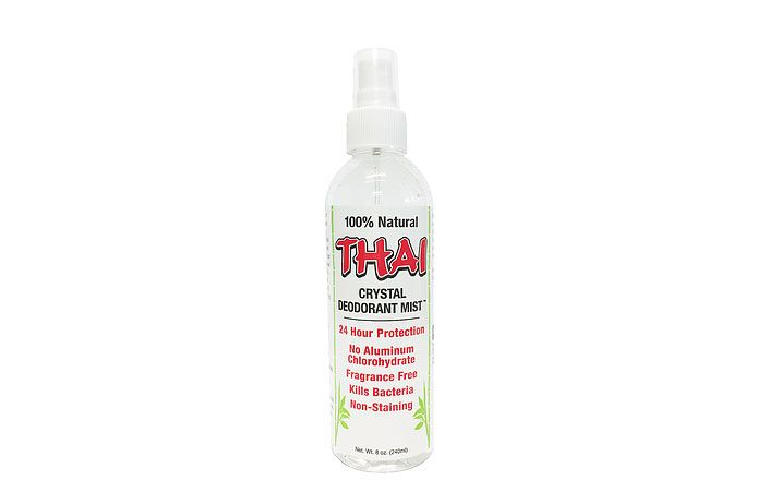 Thai Crystal Deodorant Mist (Pack of 2)