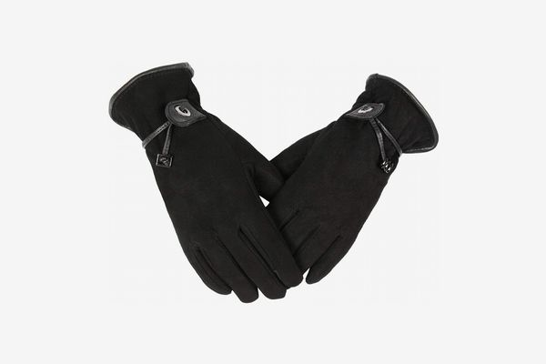 OZERO Womens Winter Touchscreen Gloves