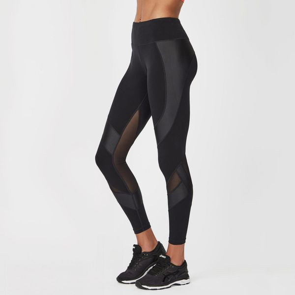 Sweaty Betty Power Mesh 7/8 Gym Leggings