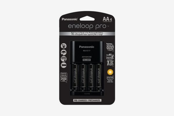 Panasonic Eneloop Pro Battery Charger Pack