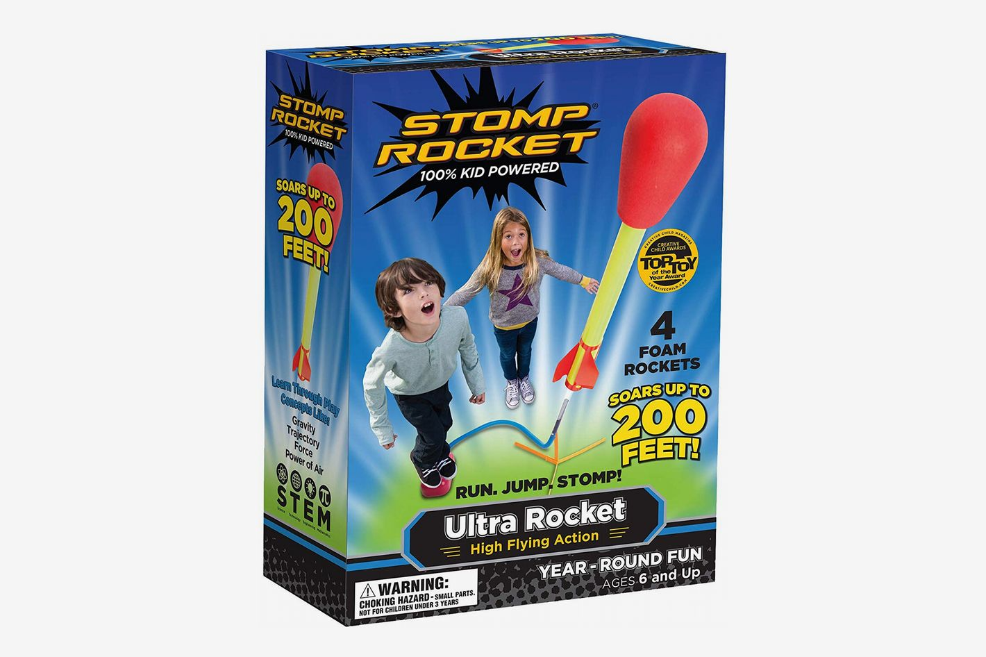 Stomp Rocket Ultra Rocket