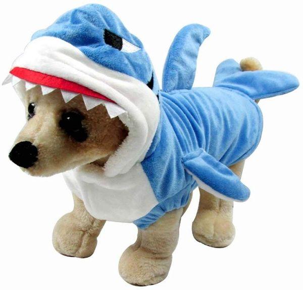 Disfraces Mogoko Funny Dog Cat Shark