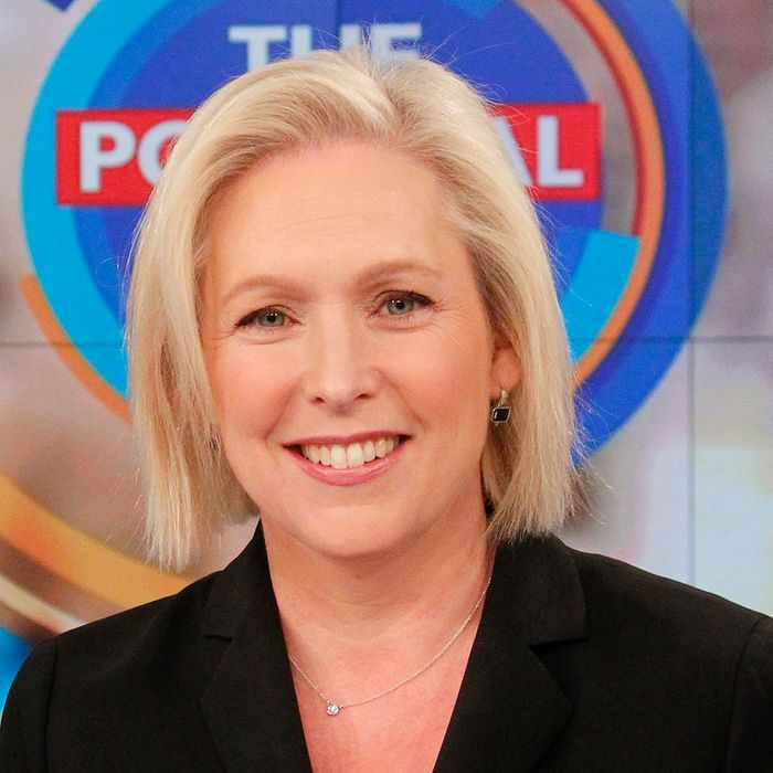Senator Kirsten Gillibrand Will Use the F-word If She Feels Like It
