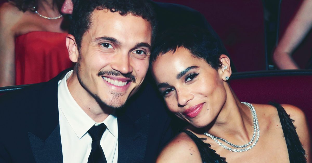Wait, Zoë Kravitz Got Married??
