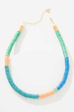 Anthropologie Maggie Beaded Necklace
