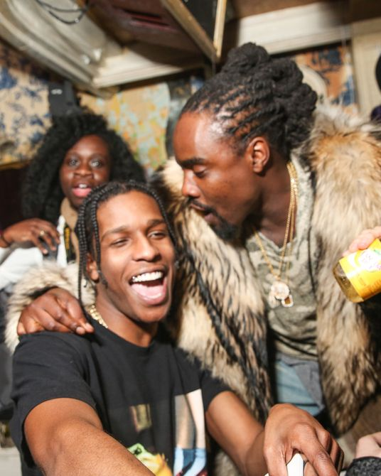 ASAP ROCKY x GUESS ORIGINALS: FASHION WEEK PARTY