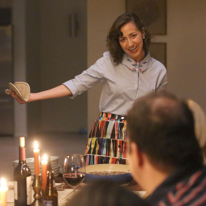 THE LAST MAN ON EARTH: Kristen Schaal in the