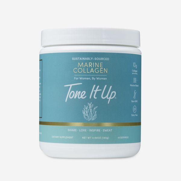 Tone It Up Marine Collagen Peptides Powder