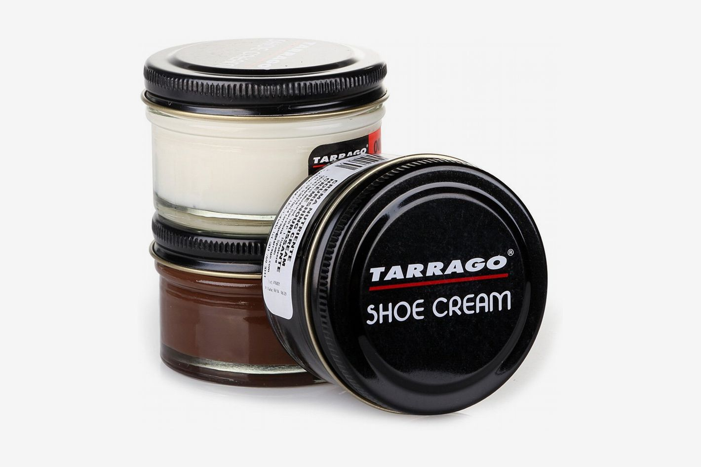 Tarrago Shoe Cream 3-Pack
