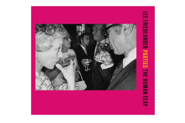 Parties: The Human Clay, Lee Friedlander