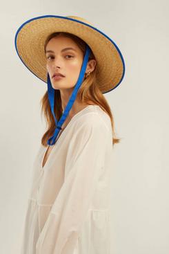 lola hats zorro straw hat - strategist fashion summer sale