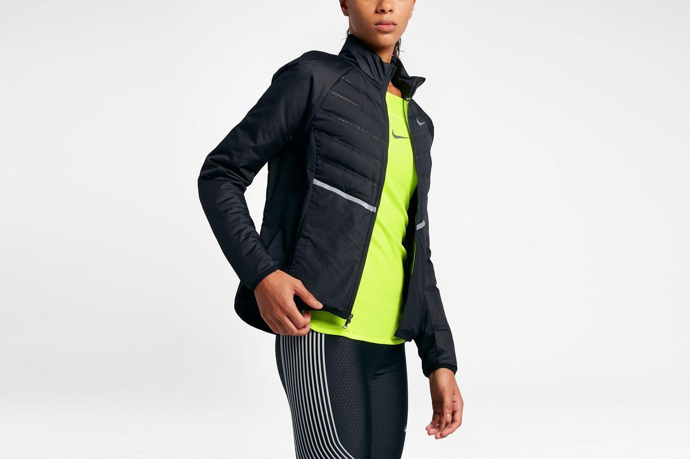 Nike Aeroloft running jacket