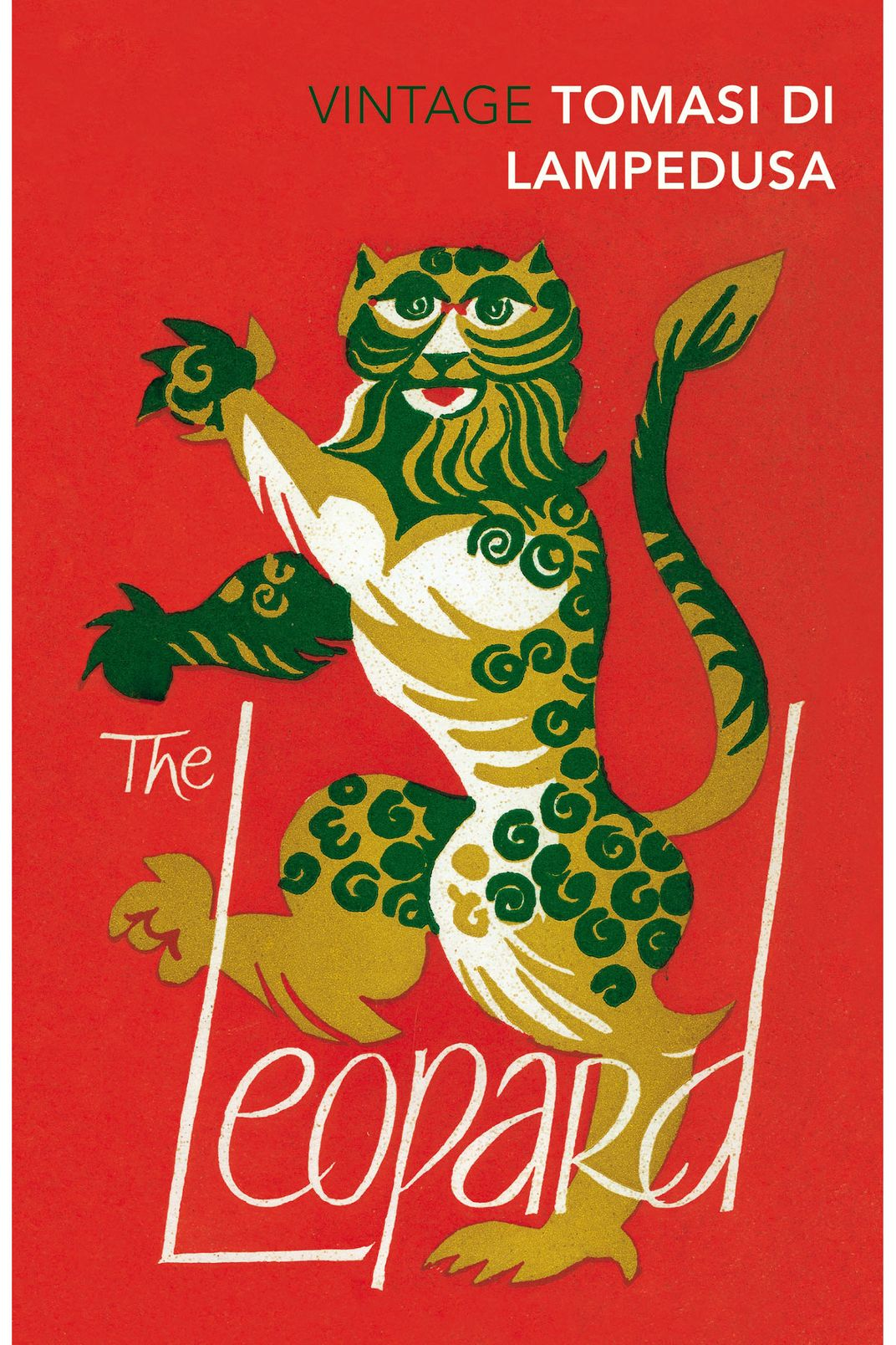 """The Leopard,"" by Giuseppe Tomasi di Lampedusa"