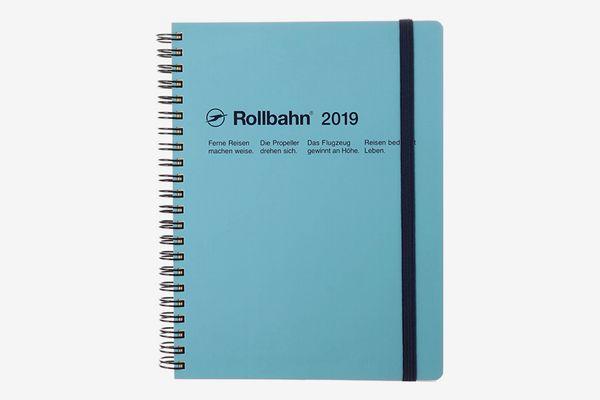Delfonics Rollbahn 2019 Diary