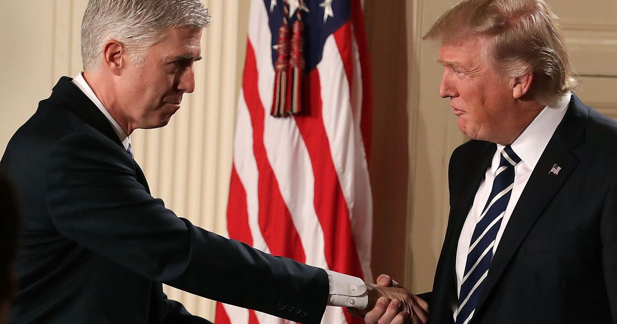 nymag.com - Jonathan Chait - If Gorsuch Isn't Filibustered, the Next Democratic Nominee Will Be