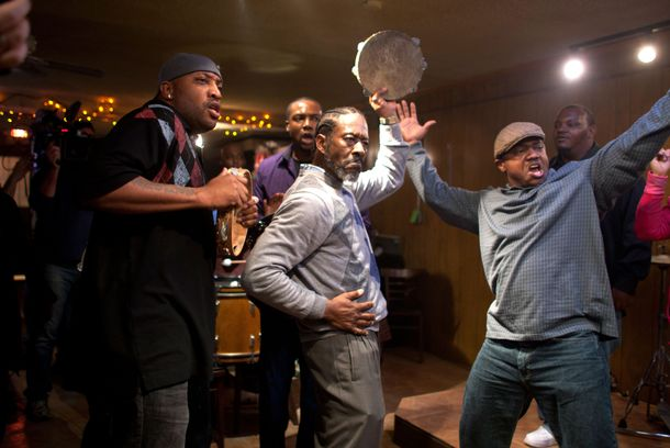 "HBO's  ""Treme"" season 3 2012"
