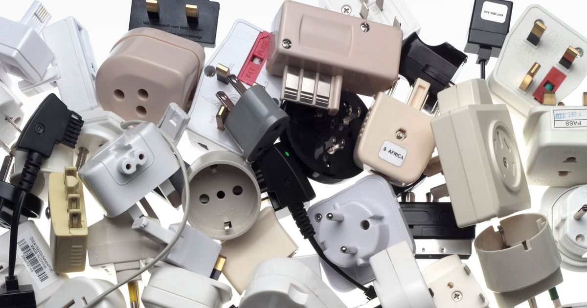 Image Result For Travel Adapter