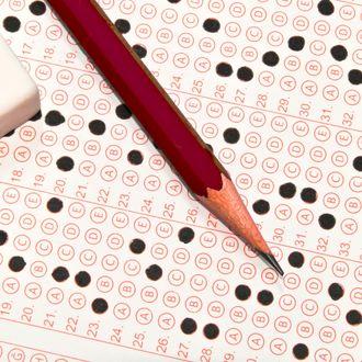 Scantron Optical Scan Exam
