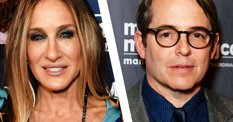 Actual Couple Matthew Broderick and Sarah Jessica Parker to Play Fictional Couple(s) on Broadway