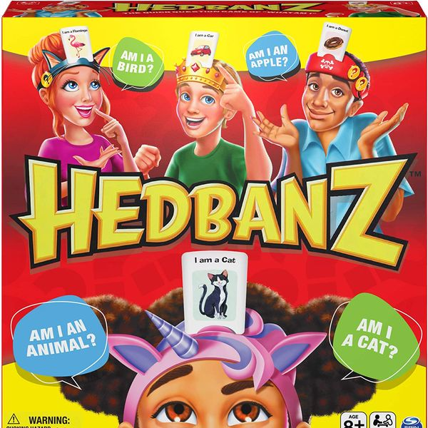 'Hedbanz,' by Spin Master