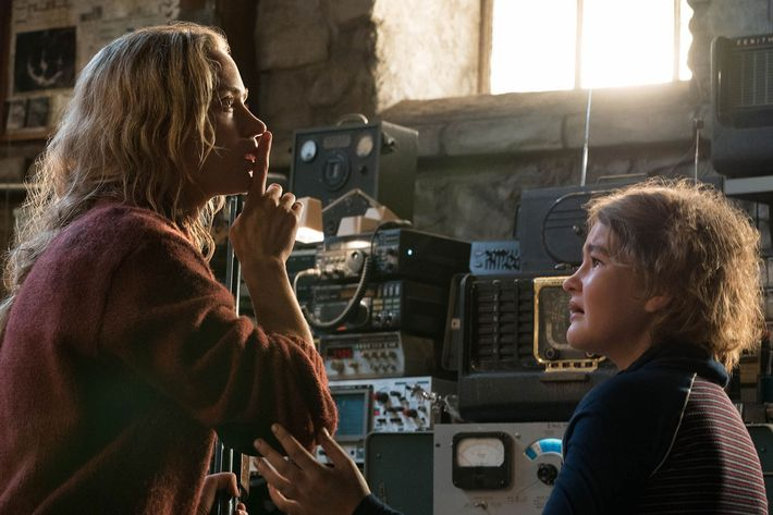 Image result for review a quiet place