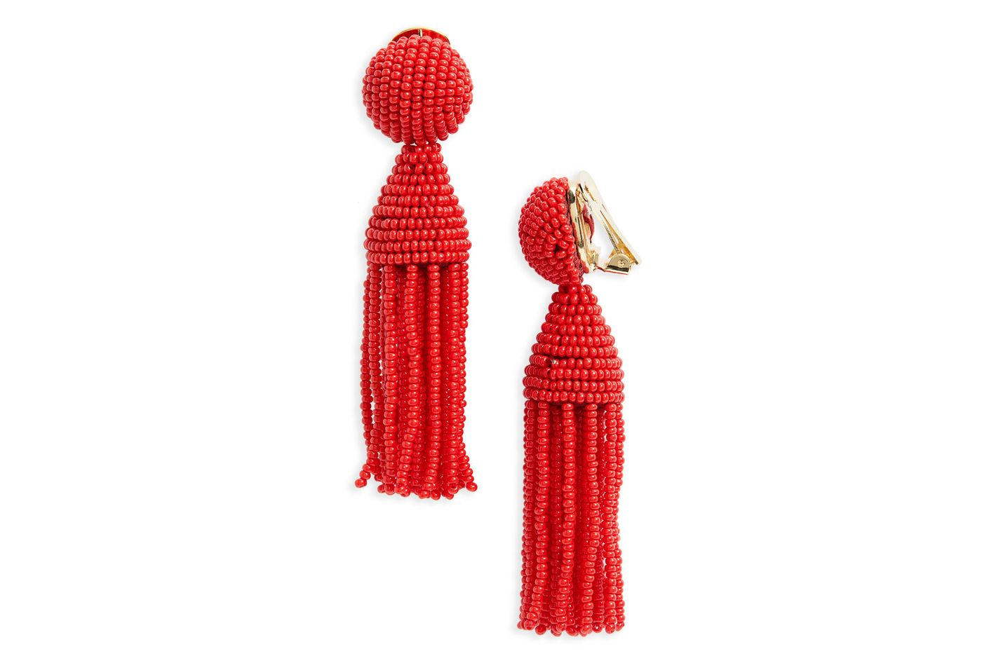 Oscar De La A Tel Drop Earrings At Nordstrom