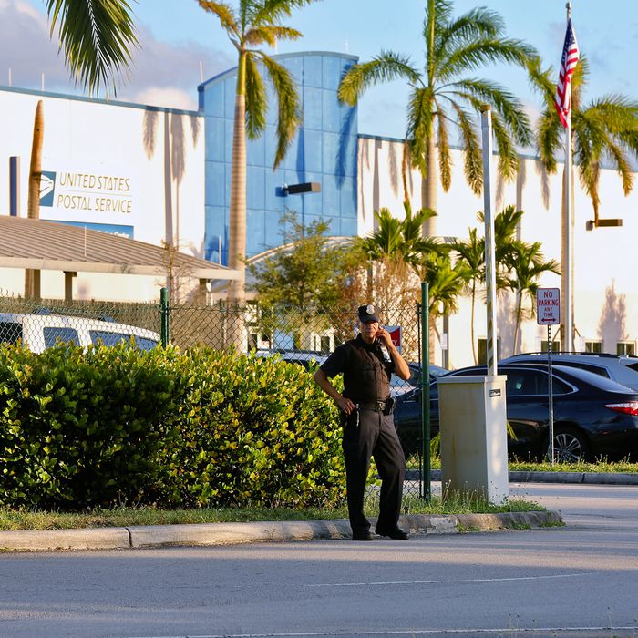 focus moves to florida in explosive device investigation