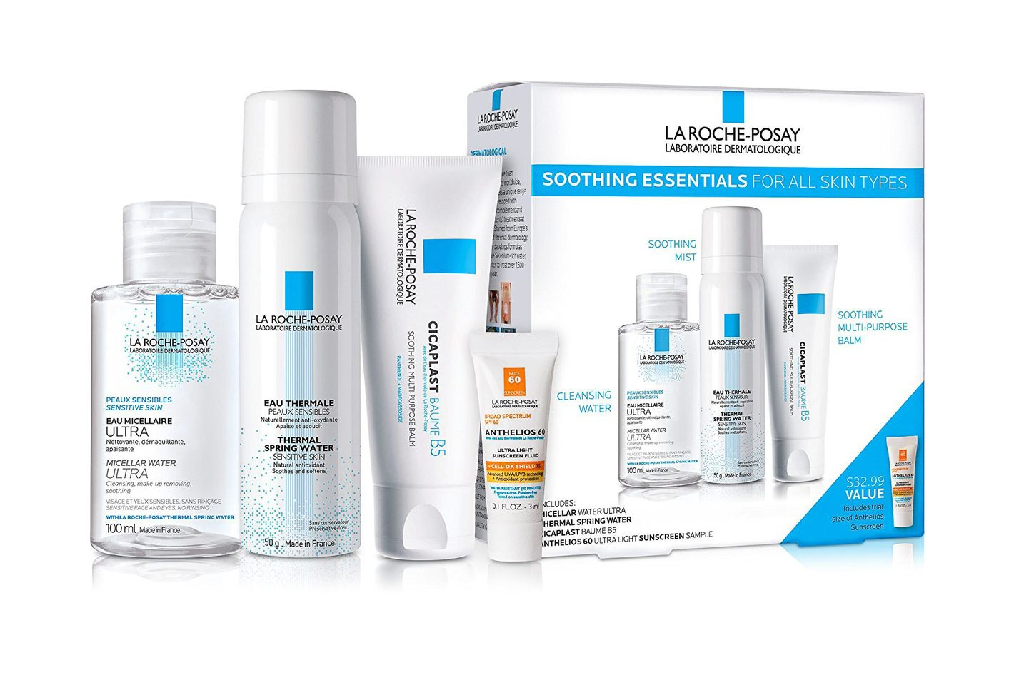 La Roche-Posay Soothing Essentials Set