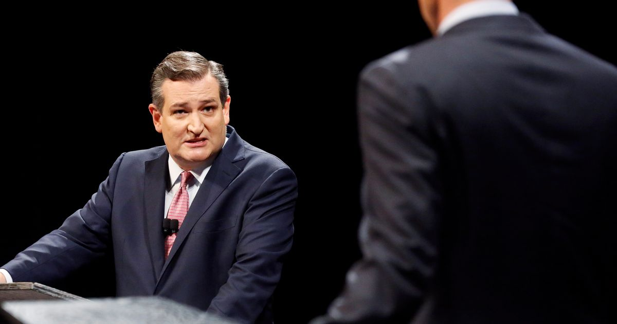 nymag.com - Jonathan Chait - Ted Cruz Attacks Beto O'Rourke for Denouncing Police Murder in Black Church