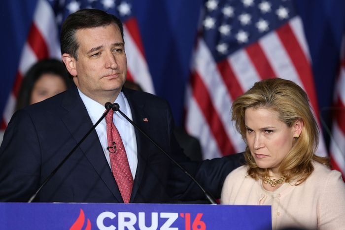 Heidi Cruz Is 'Pretty Pissed' Someone Leaked Her Cancún Texts