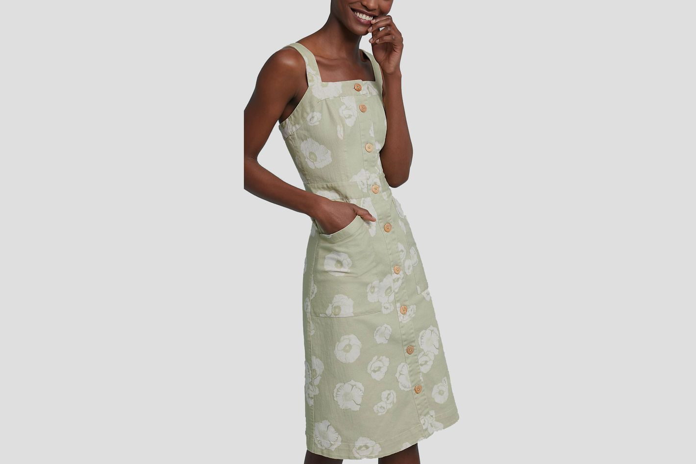 Sissa Daisy Days Denim Dress