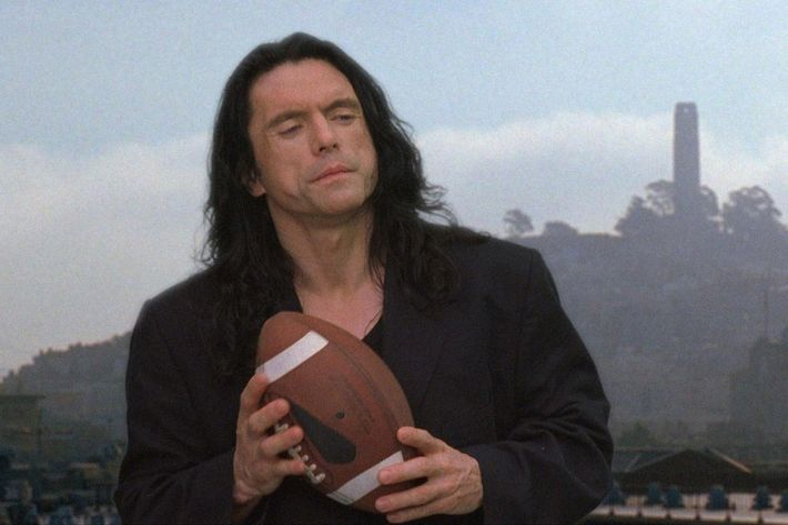 The Room star Tommy Wiseau returns to the big screen playing a bounty  hunter in the