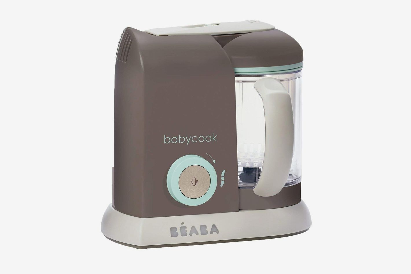 BEABA Babycook 4-in-1 Steam Cooker and Blender, 4.5 cups