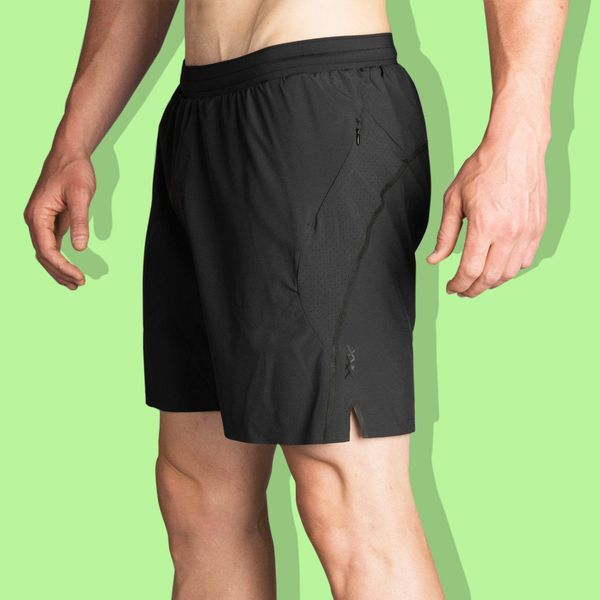 "Rhone Lined 7"" Running Shorts"