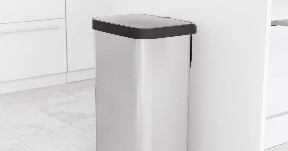 15 Best Kitchen Trash Cans 2020 The