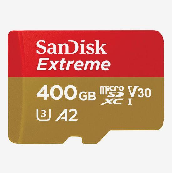 SanDisk 400GB Extreme MicroSD