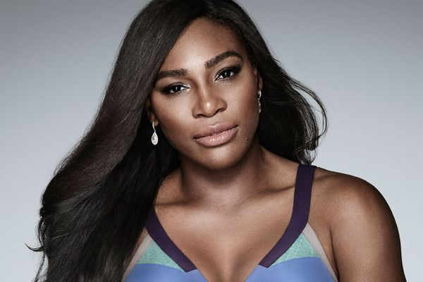 Serena Williams Does Not Deign to Wrestle With Sweat-Soaked Sports Bras
