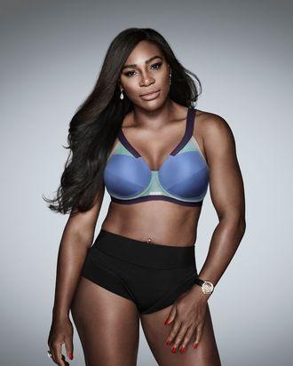 Williams tits serena Serena Williams