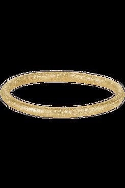 Carolina Bucci Florentine Finish Thin Ring
