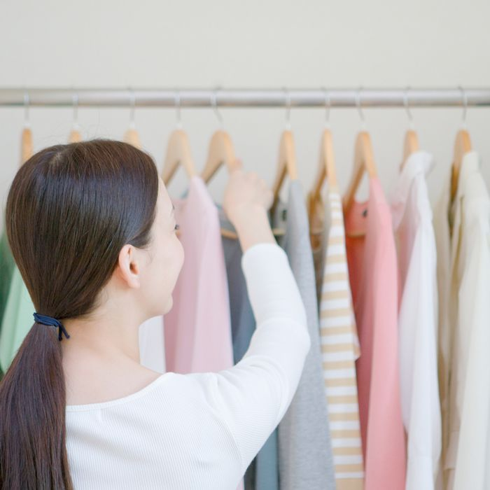Delicieux How I Broke Up With My Clothes (and My Walk In Closet)