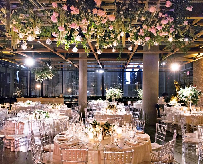 15 New Outdoor Wedding Reception Venues In Nyc