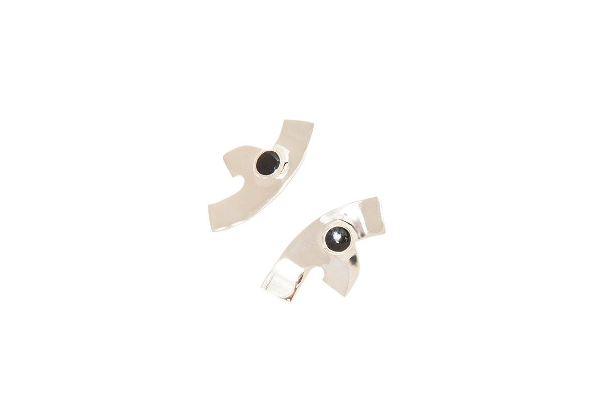 Rachel Comey Lock Earrings