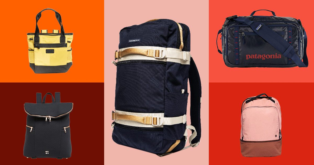 16 Best Gym Bags for Every Kind of Exerciser 2020 | The Strategist | New York Magazine