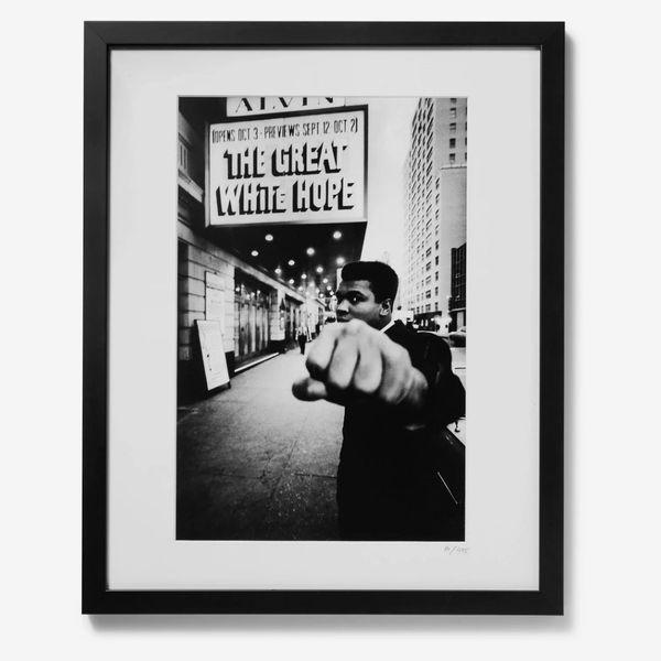 Sonic Editions Framed 1968 Muhammad Ali Print, 16'' x 20''