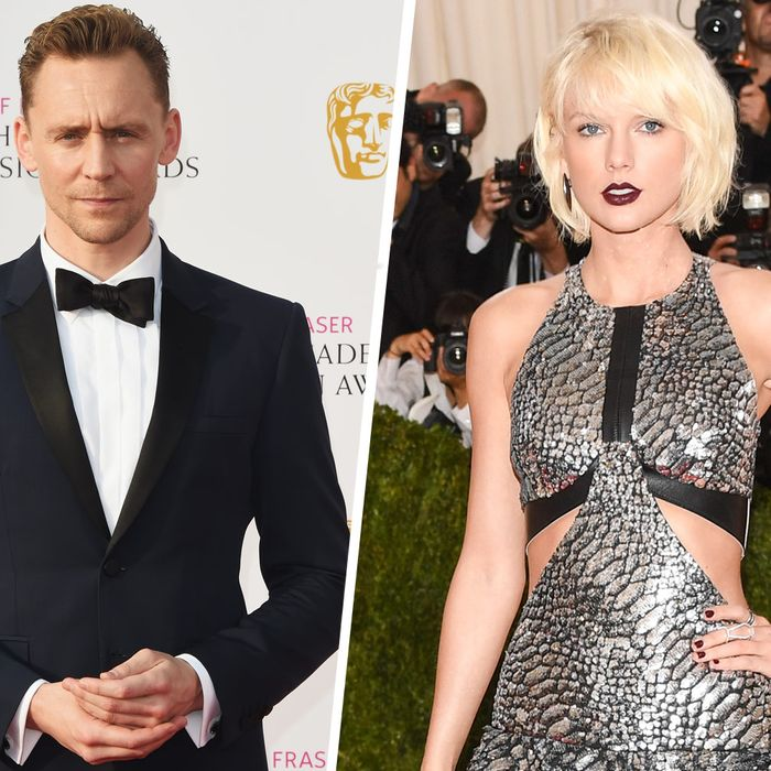 Tom Hiddleston, Taylor Swift.